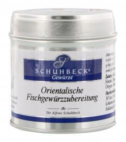 Schuhbecks Orientalische Fischgewürzzubereitung  (45 g) - 4049162180690