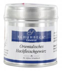 Schuhbecks Orientalisches Hackfleischgewürz  (50 g) - 4049162180706