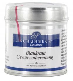 Schuhbecks Blaukraut Gewürzzubereitung  (50 g) - 4049162180393