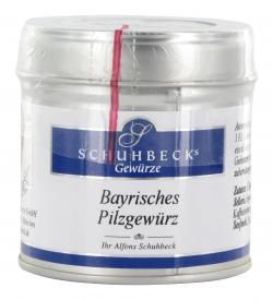 Schuhbecks Bayrisches Pilzgewürz  (45 g) - 4049162180362