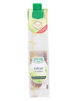 Fuchs Safran in Fäden  (0,10 g) - 4027900315184