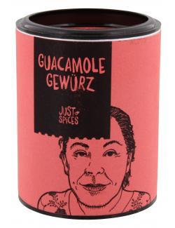Just Spices Guacamole Gewürz gemahlen  (40 g) - 4260401174854