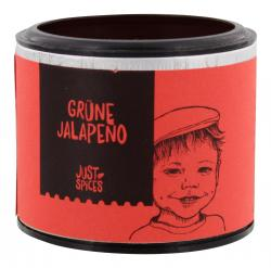 Just Spices Jalapeño grün gestoßen  (17 g) - 4260401176568