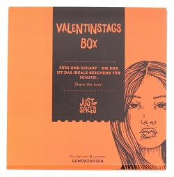 Just Spices Valentinstags Box  (4 St) - 4260401175813
