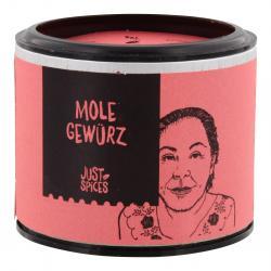 Just Spices Mole Gewürz gemahlen  (19 g) - 4260401177855