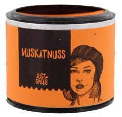 Just Spices Muskatnuss ganz  (24 g) - 4260401176803
