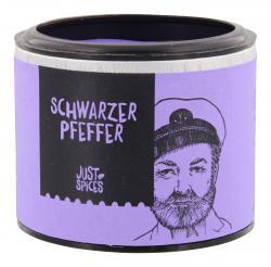 Just Spices Schwarzer Pfeffer geschrotet  (27 g) - 4260401177367
