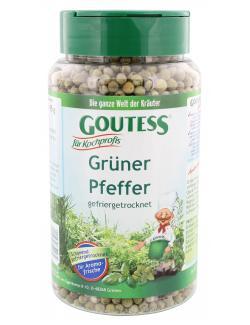 Goutess Grüner Pfeffer  (95 g) - 4002874752272