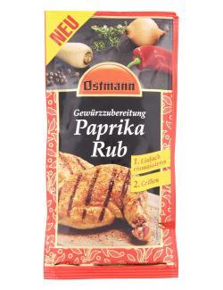 Ostmann Paprika Rub  (20 g) - 4002674129441