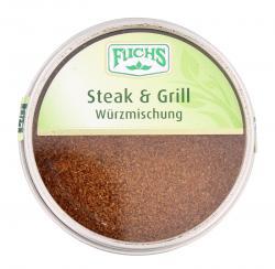 Fuchs Steak & Grill Würzmischung  (60 g) - 4027900445584