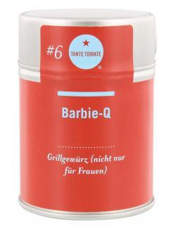 Tante Tomate Barbie-Q Grillgewürz  (60 g) - 4260317760103
