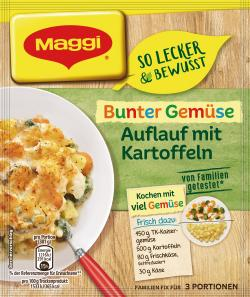 Maggi Familien Fix & Frisch Überbackenes Gemüse  (44 g) - 7613035616530
