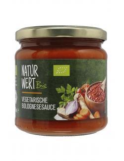 NaturWert Bio Bolognese Vegetarisch  (350 ml) - 4022551300602