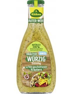 Kühne Dressing Kräuterwürzig ohne Öl  (500 ml) - 4012200039052