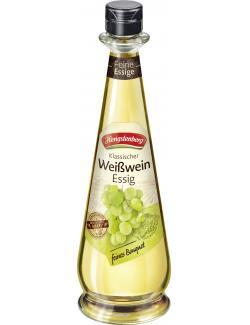 Hengstenberg Weißwein Essig  (500 ml) - 4008100120167