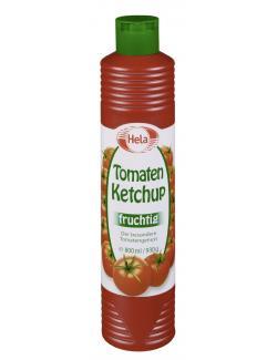 Hela Tomaten Ketchup fruchtig  (800 ml) - 4027400168259