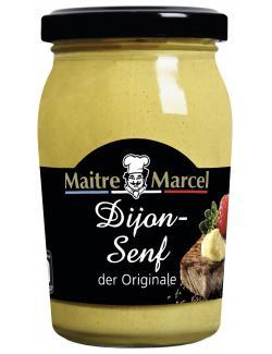 Maitre Marcel Dijon Senf Original  (200 ml) - 4013200228910