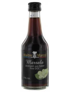 Maitre Marcel Marsala  (100 ml) - 4013200381073