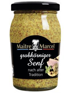 Maitre Marcel Senf nach Alter Tradition  (200 ml) - 4013200381523