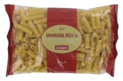 Nosari Gramigna Rigata Gebogene Röhrchen  (500 g) - 4013200330101