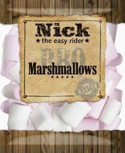 Nick Marshmallows  (200 g) - 4013200226008