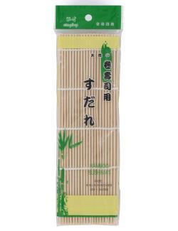 Bamboo Garden Bambusmatte für Sushi-Rollen  (1 St.) - 4902465307020