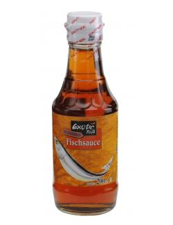Exotic Food Fischsauce  (200 ml) - 8853662004068