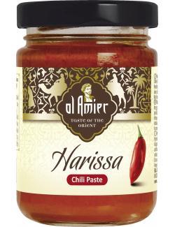 Al Amier Harissa scharfe Chili-Paste  (130 g) - 4013200381196