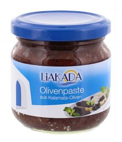 Liakada Olivenpaste aus Kalamata-Oliven  (212 ml) - 4013200105907