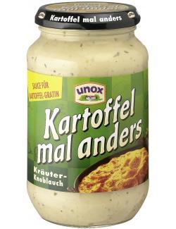 Unox Kartoffel Mal Anders Kräuter-Knoblauch  (400 ml) - 4013300030024