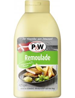 P&W Original Dänische Remoulade  (425 ml) - 4001812005302