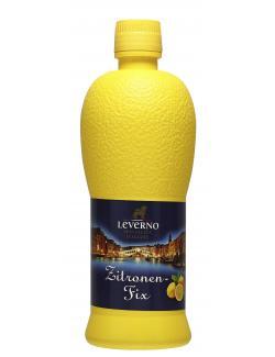 Leverno Zitronen Fix  (500 ml) - 4013200334055