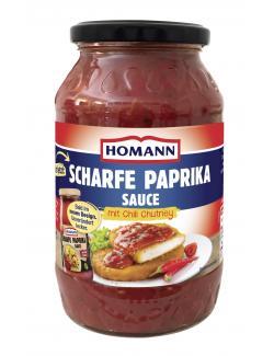Homann Zigeuner Sauce extra scharf  (500 ml) - 4030800316052