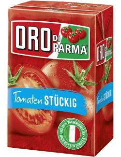 Oro di Parma Tomaten stückig  (400 g) - 4008100168039