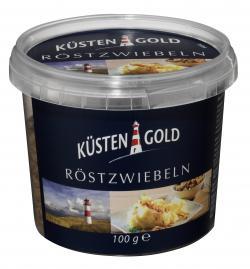 Küstengold Röstzwiebeln  (100 g) - 4001812002233