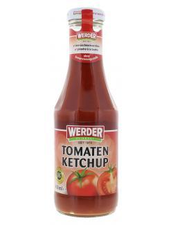 Werder Tomaten Ketchup  (450 ml) - 4400139000067