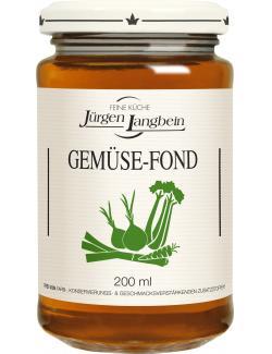 Jürgen Langbein Gemüse-Fond  (200 ml) - 4007680105250