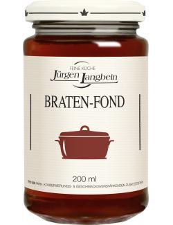 Jürgen Langbein Braten-Fond  (195 ml) - 4007680105298