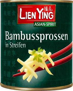 Lien Ying Bambussprossen  (170 g) - 4013200880132