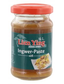 Lien Ying Ingwer-Paste süß  (106 ml) - 4013200880644
