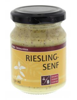 Bremer Feinkost Contor Riesling-Senf - MHD 28.02.2017  (130 ml) - 4260072380202