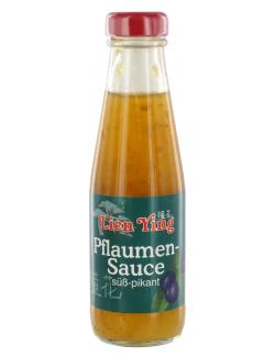 Lien Ying Pflaumen-Sauce süß-pikant  (200 ml) - 4013200881580