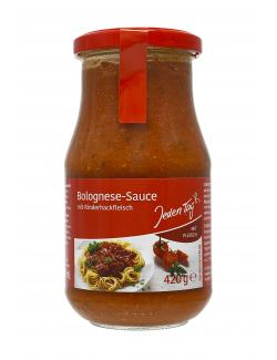 Jeden Tag Bolognese-Sauce  (420 g) - 4306188047001