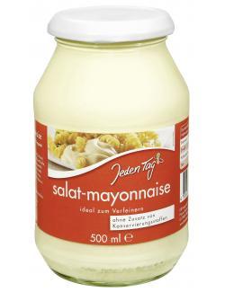 Jeden Tag Salat-Mayonnaise  (500 ml) - 4306188046646