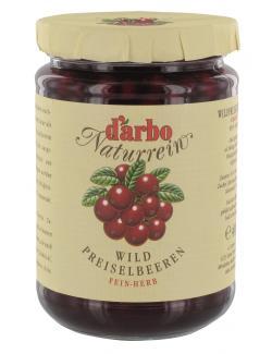 Darbo Naturrein Wild-Preiselbeeren  (400 g) - 9001432002380