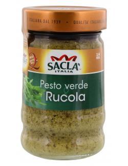 Sacla Pesto verde Rucola  (190 g) - 8001060005273