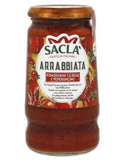 Sacla Italia Arrabbiata Pomodorini Peperoncino  (420 g) - 8001060007161