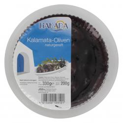 Liakada Kalamata-Oliven naturgereift  (200 g) - 4013200103101