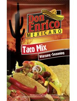 Don Enrico Taco-Mix  (27 g) - 4013200781507