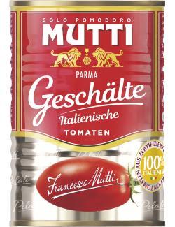 Mutti Pelati Schältomaten  (400 g) - 8005110060007